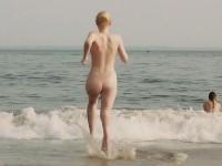 Dakota Fanning butt ass naked