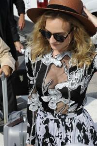 Diane Kruger braless