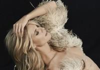 Heidi Klum nipple slip