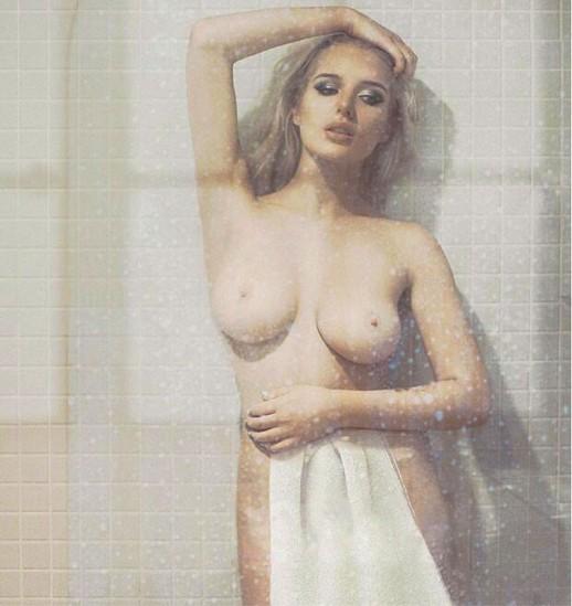 Helen Flanagan topless