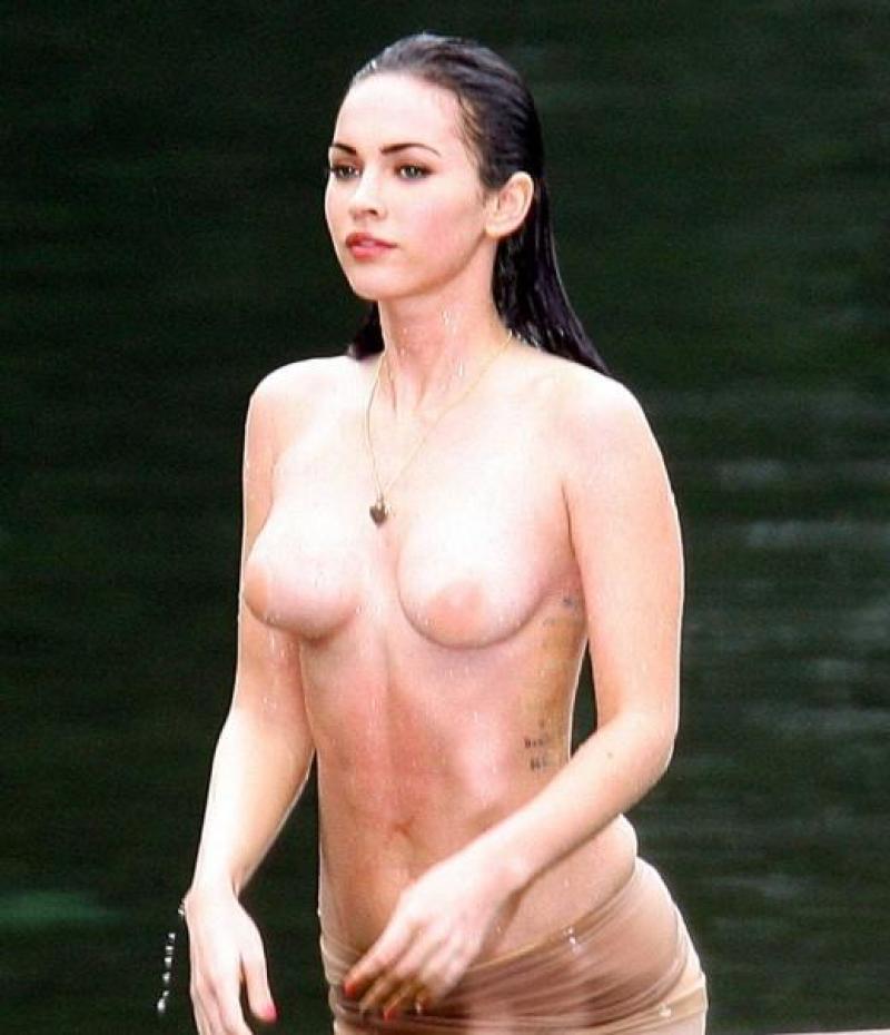 Megan Fo Topless