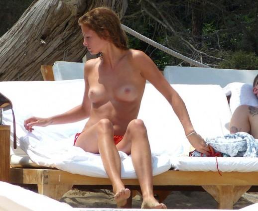 Millie Mackintosh topless